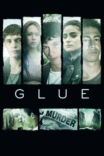 Poster of Glue