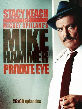 Poster of Mike Hammer, Private Eye