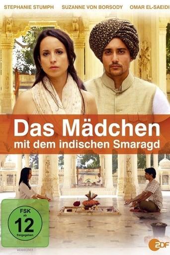 Poster of Das Mädchen mit dem indischen Smaragd