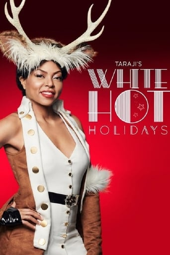 Poster of Taraji's White Hot Holiday Special