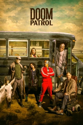Poster of Doom Patrol