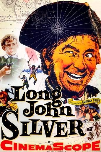 Poster of Long John Silver