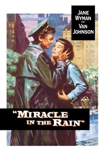 Poster of Miracle in the Rain