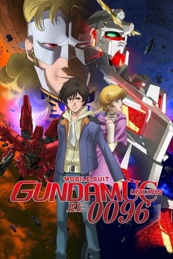 Poster of Mobile Suit Gundam Unicorn RE:0096