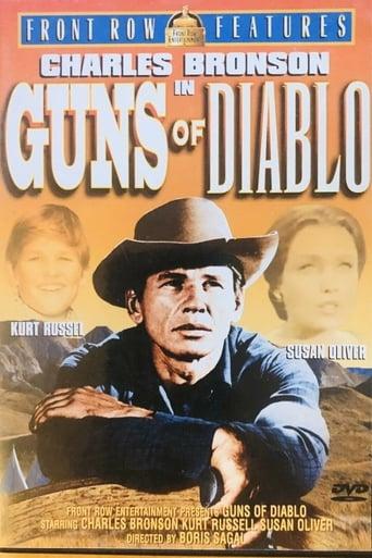 Poster of Guns of Diablo