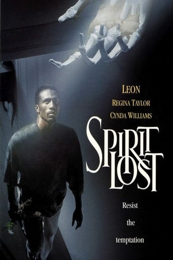 Poster of Spirit Lost
