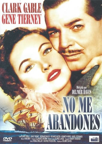 Poster of No me abandones