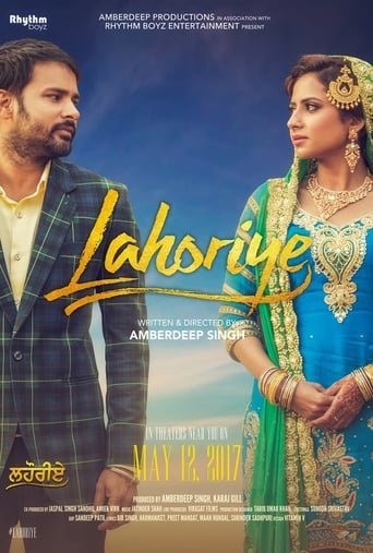 Poster of Lahoriye