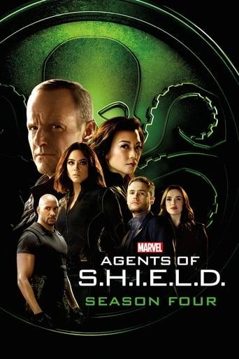 Agentes S.H.I.E.L.D. da Marvel 4ª Temporada - Poster
