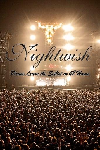 Watch Nightwish: Please Learn the Setlist in 48 Hours Free Movie Online