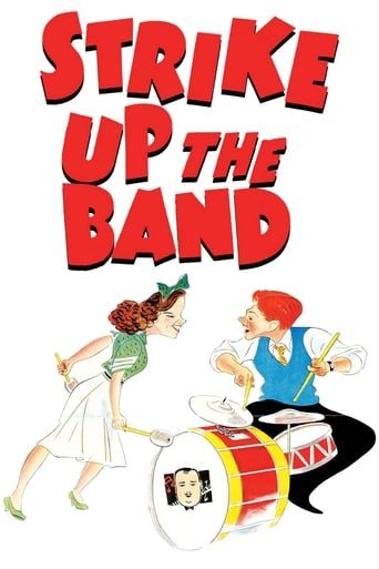 Poster of Strike Up the Band