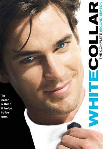 Aferistas / White Collar (2010) 2 Sezonas