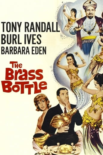Poster of The Brass Bottle