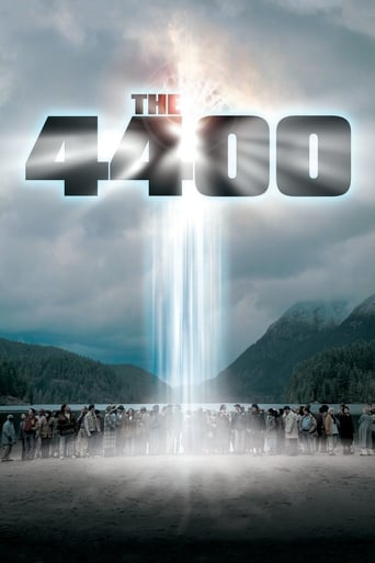 Poster of The 4400