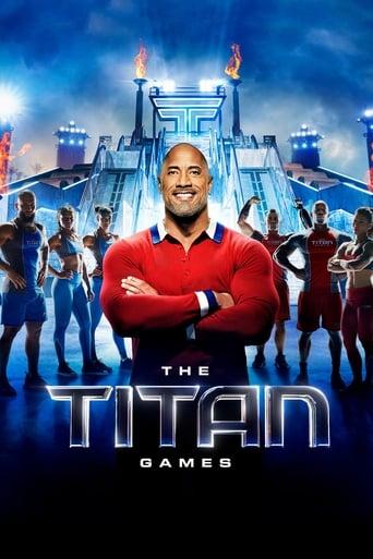 The Titan Games 1ª Temporada - Poster