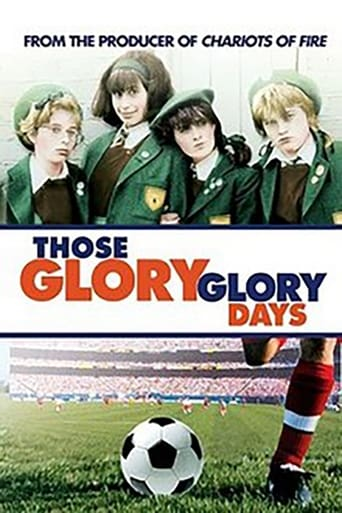 Poster of Those Glory Glory Days