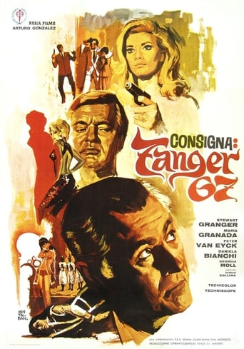 Poster of Consigna: Tánger 67