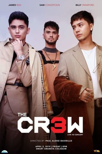 The Cr3w: Live in Concert