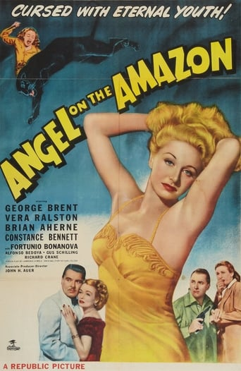 Poster of Angel on the Amazon