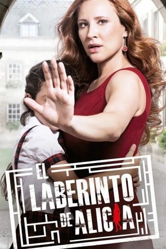 Poster of El laberinto de Alicia