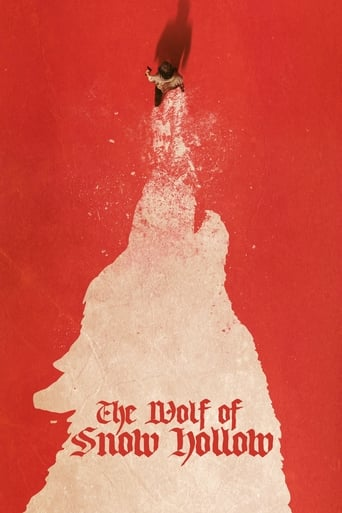 O Lobo de Snow Hollow - Poster