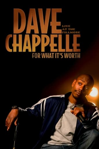 Dave Chappelle: For What It's Worth image