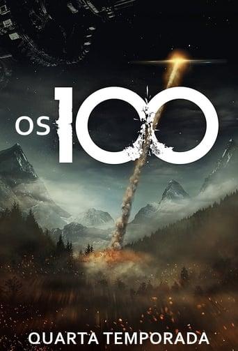 Os 100 4ª Temporada - Poster