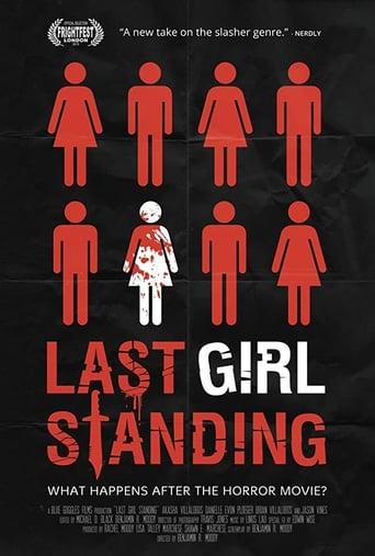 Poster of Last Girl Standing