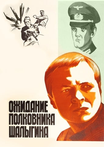 Poster of Ожидание полковника Шалыгина