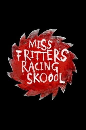 Poster of Miss Fritter's Racing Skoool