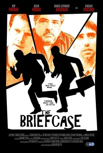 Poster of The Briefcase