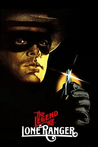 Poster of The Legend of the Lone Ranger