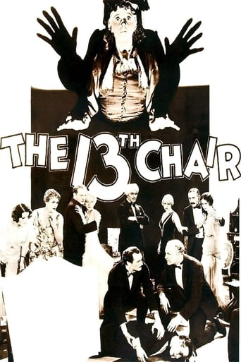 Poster of The Thirteenth Chair