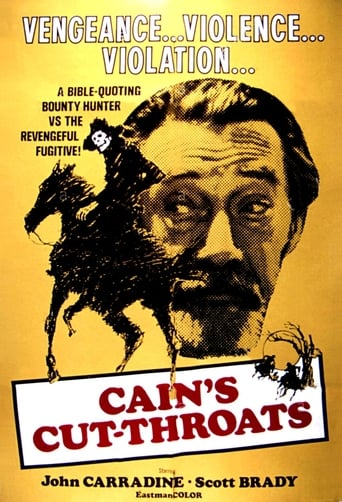 Poster of Cain's Cutthroats