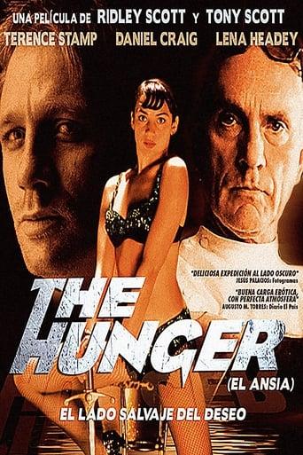 The Hunger. El Lado Salvaje del Deseo