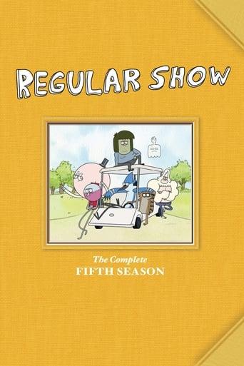Apenas Um Show 5ª Temporada - Poster