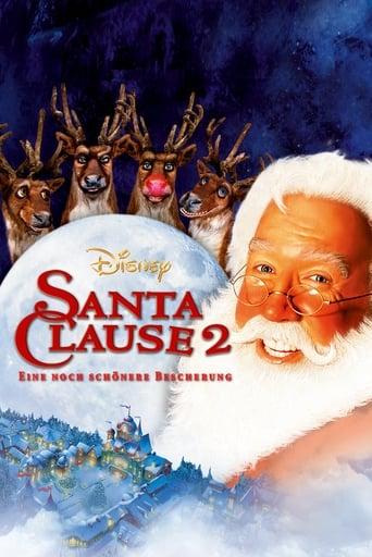 Santa Clause 2 - Eine noch schönere Bescherung - Fantasy / 2002 / ab 6 Jahre