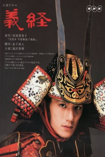 Poster of Yoshitsune