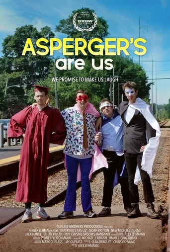 On Tour with Asperger's Are Us