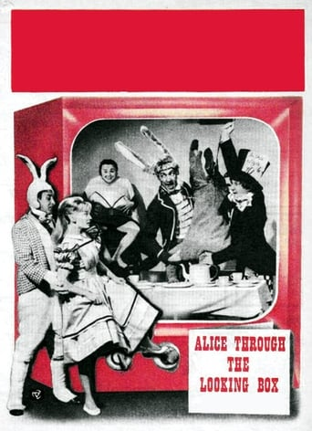 Poster of Alice Through the Looking Box