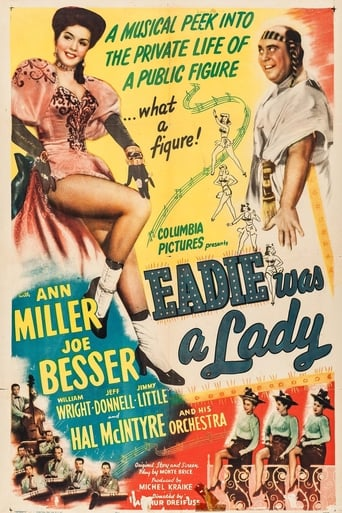 Poster of Eadie Was a Lady