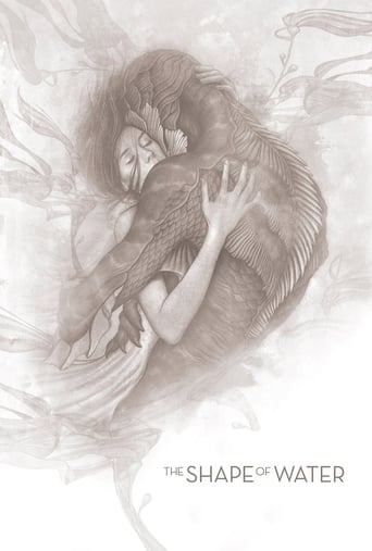 Poster of The Shape of Water