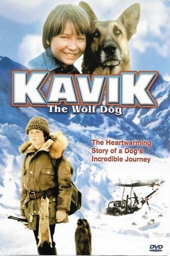 Poster of Kavik The Wolf Dog
