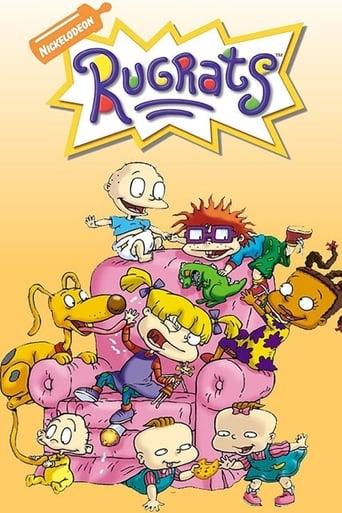 Poster of Rugrats: Aventuras en pañales