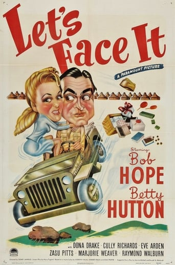 Poster of Let's Face It