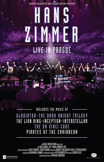Poster of Hans Zimmer: Live in Prague