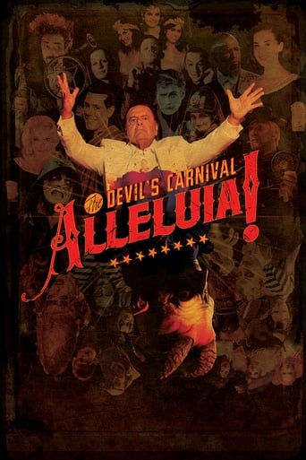 Poster of The Devil's Carnival: Alleluia!