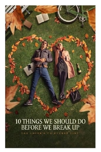 Poster 10 Things We Should Do Before We Break Up