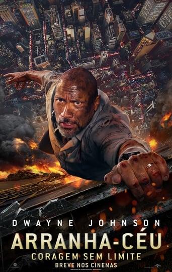 Poster de Skyscraper (2018)