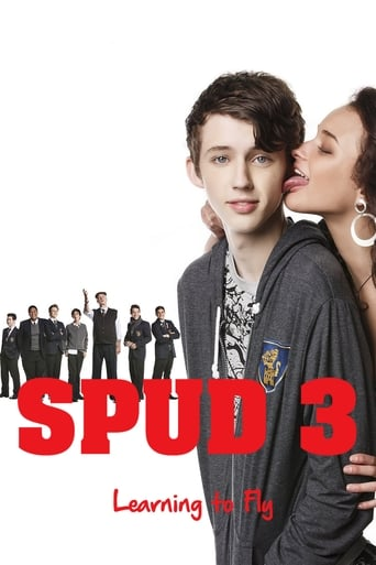 Poster of Spud 3: Learning to Fly